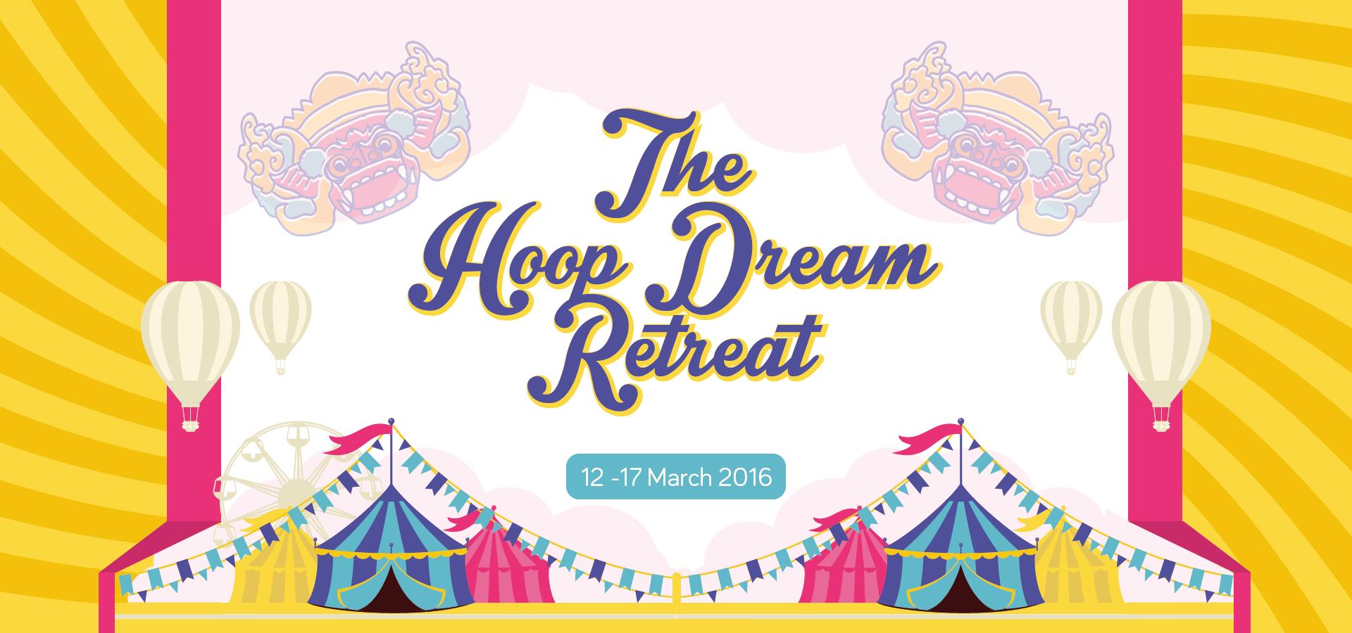 The Hoop Dream Retreat 2016