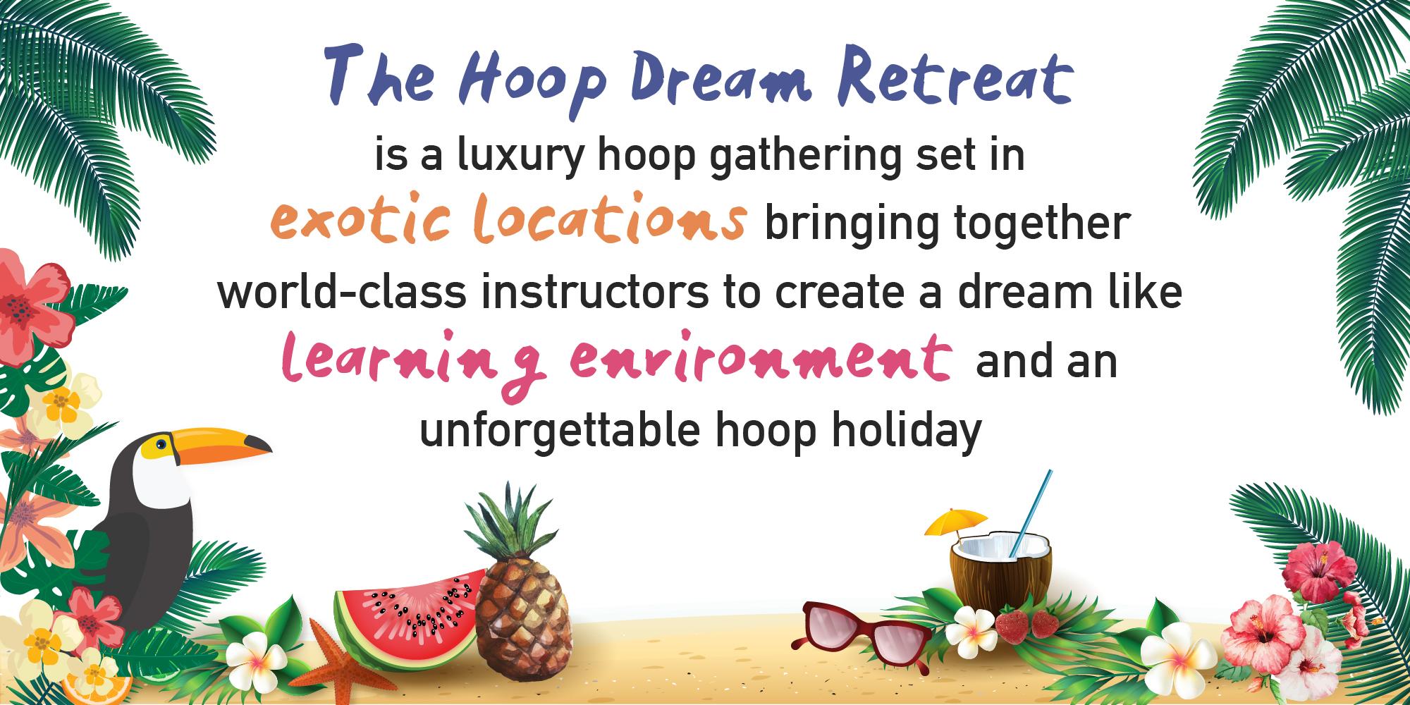 Hula Hoop Retreat